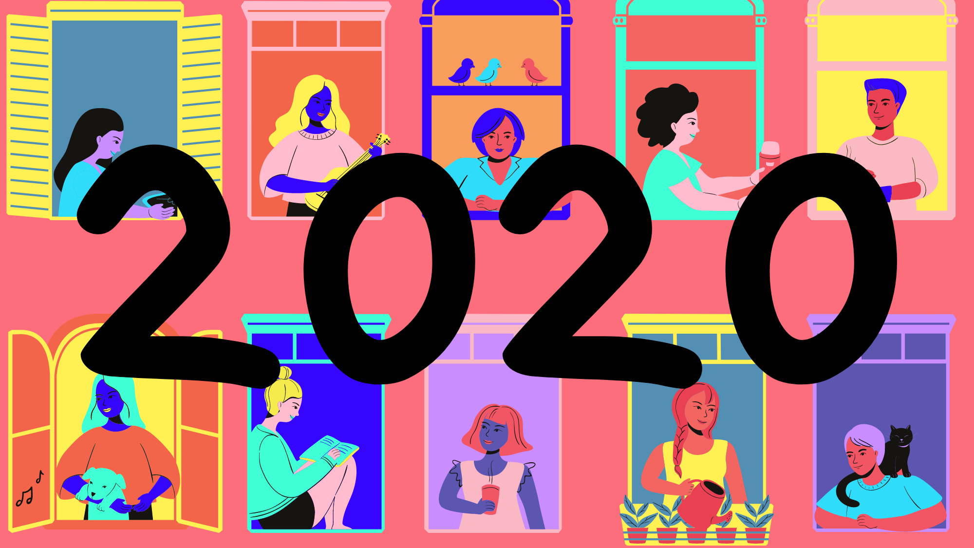 2020: The year that wasn't