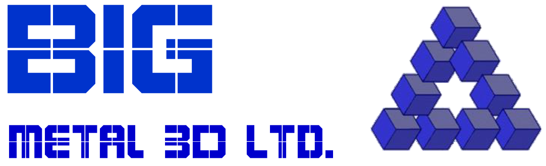 BIG METAL 3D logo