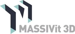 MASSIVit 3D logo