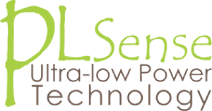 PLsense logo