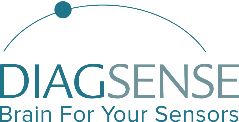 DiagSense logo