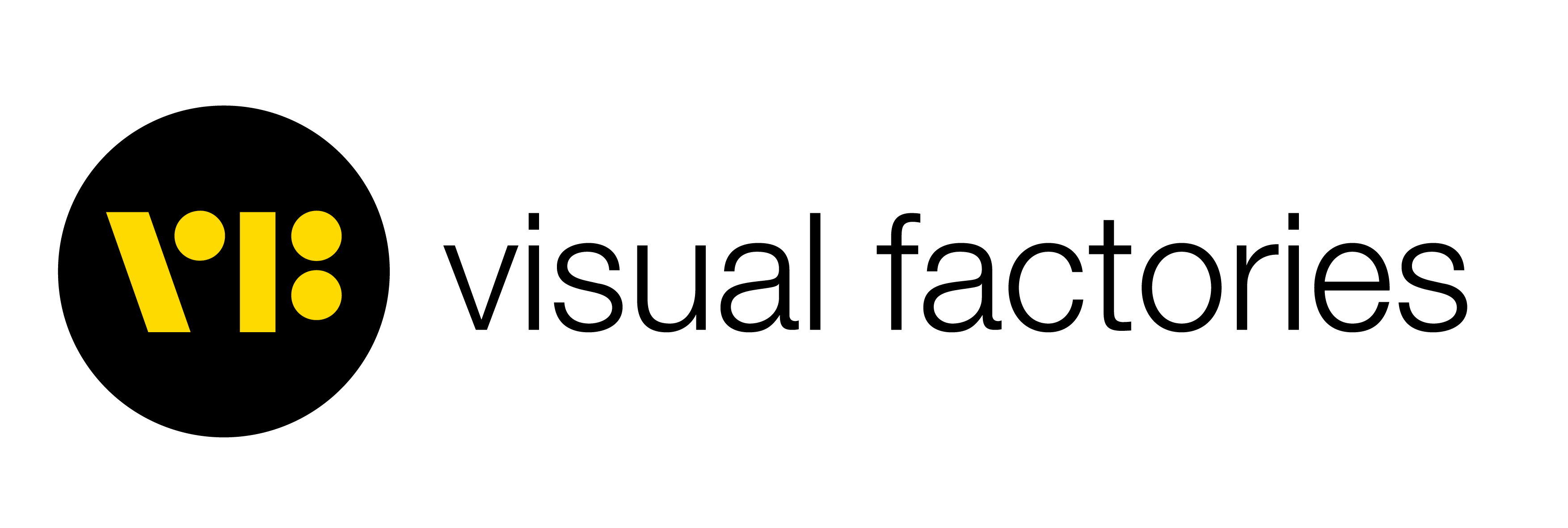 VISUAL FACTORIES logo