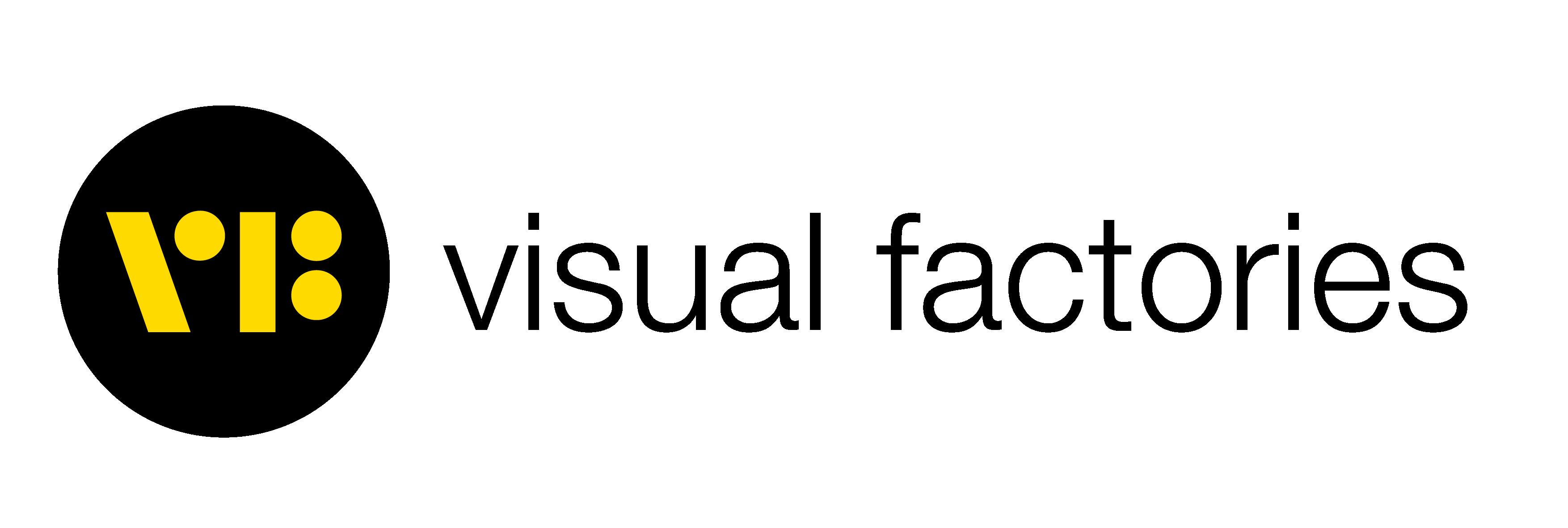 VISUAL FACTORIES logo