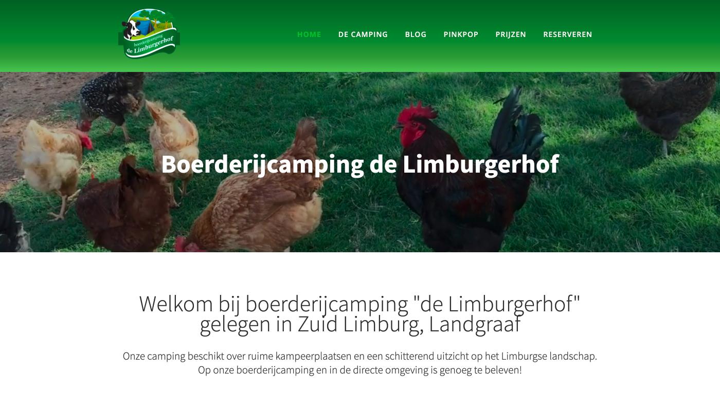 Boerderijcamping Limburgerhof