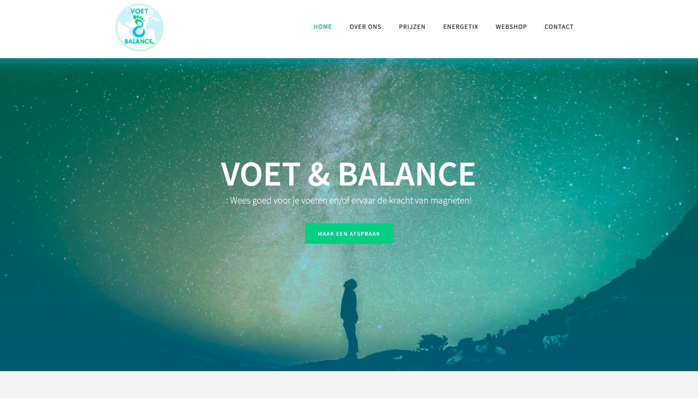 Voet & Balance
