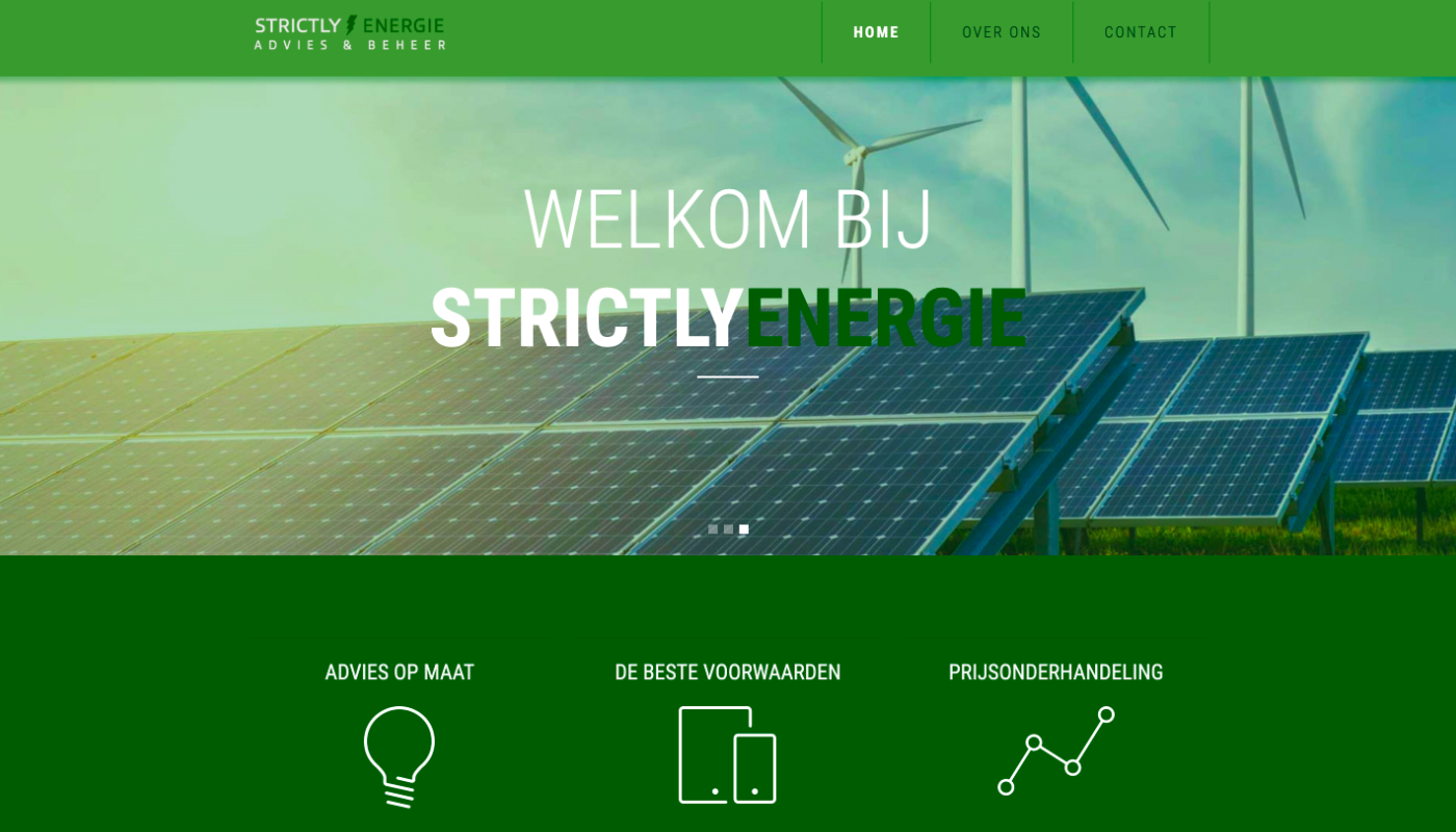 Strictly energie