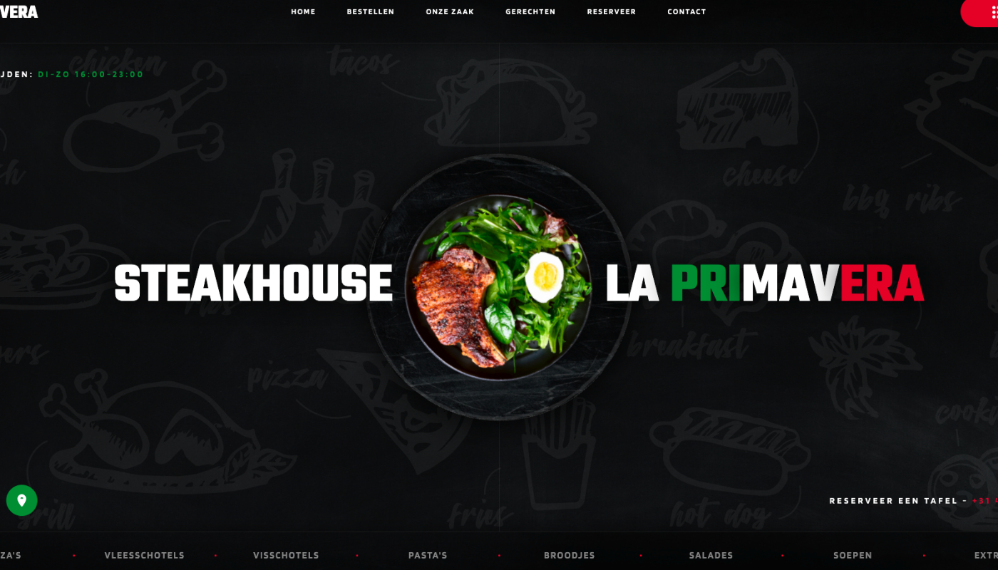 Steakhouse La primavera