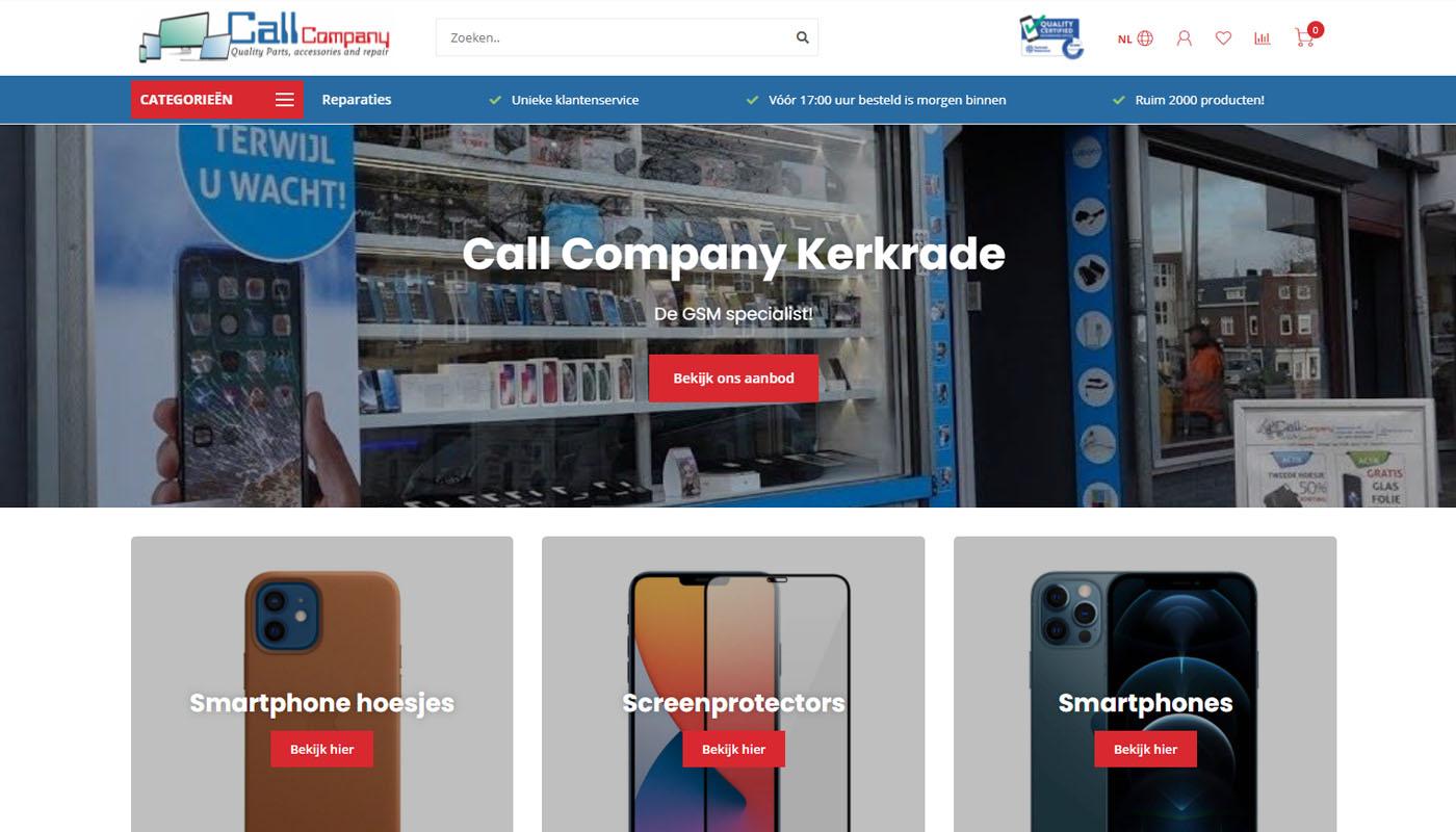 Callcompany store