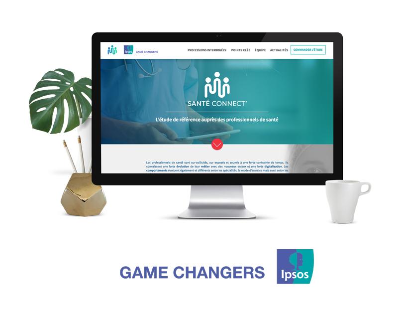 Projet site web Santé Connect'