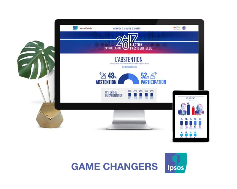 Projet site web élection présidentielle 2017