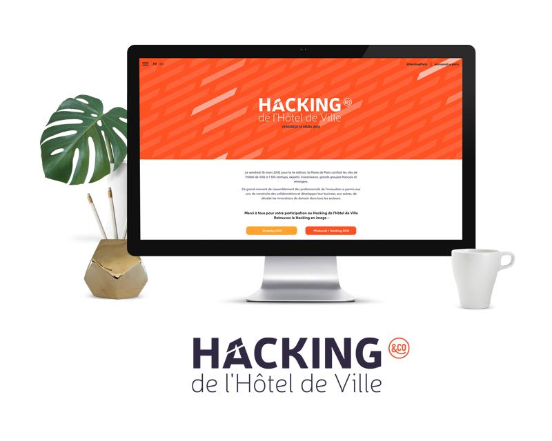 Projet site web Hacking de l'hôtel de ville