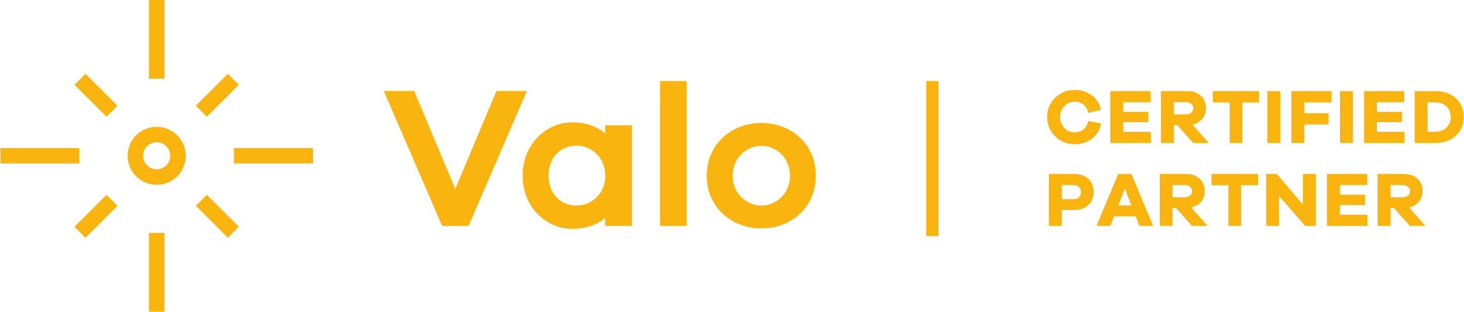 Valo | Certified Partner
