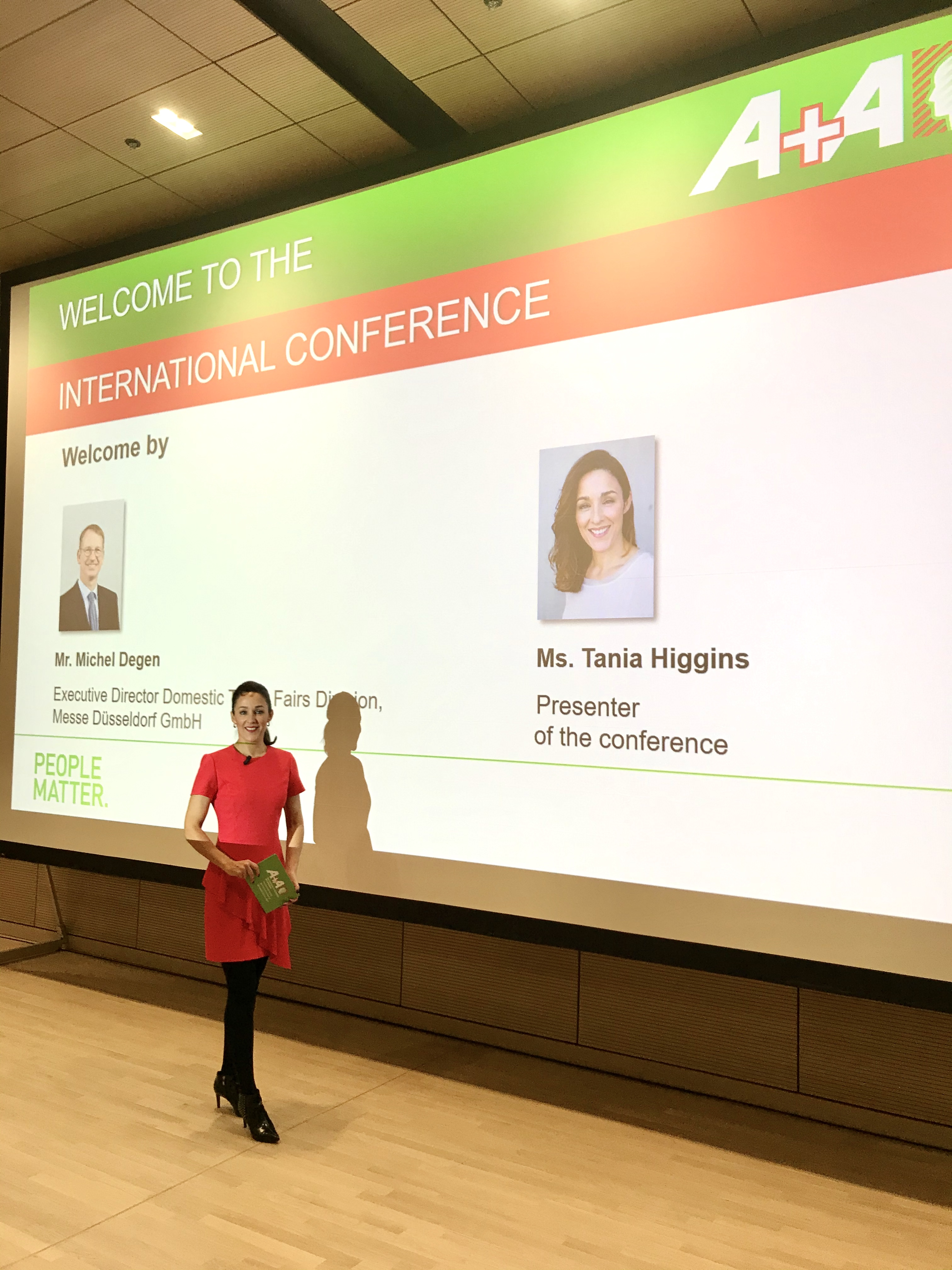 AplusA - PPE International Conference 2019