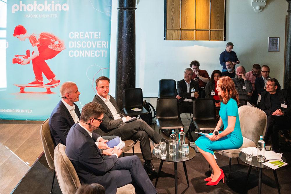 Photokina European Press Conference Amsterdam 2020 (Foto: Maarten Delobel)