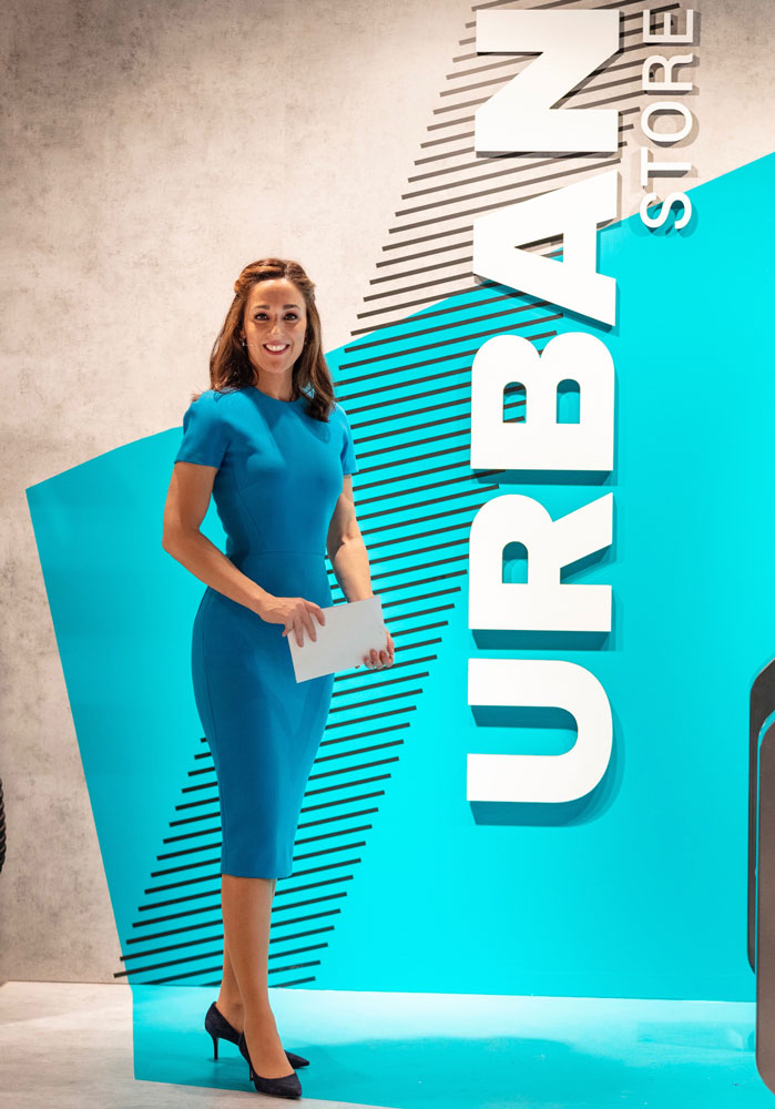 Wanzl Urban Store Presentation Euroshop Tradefair 2020
