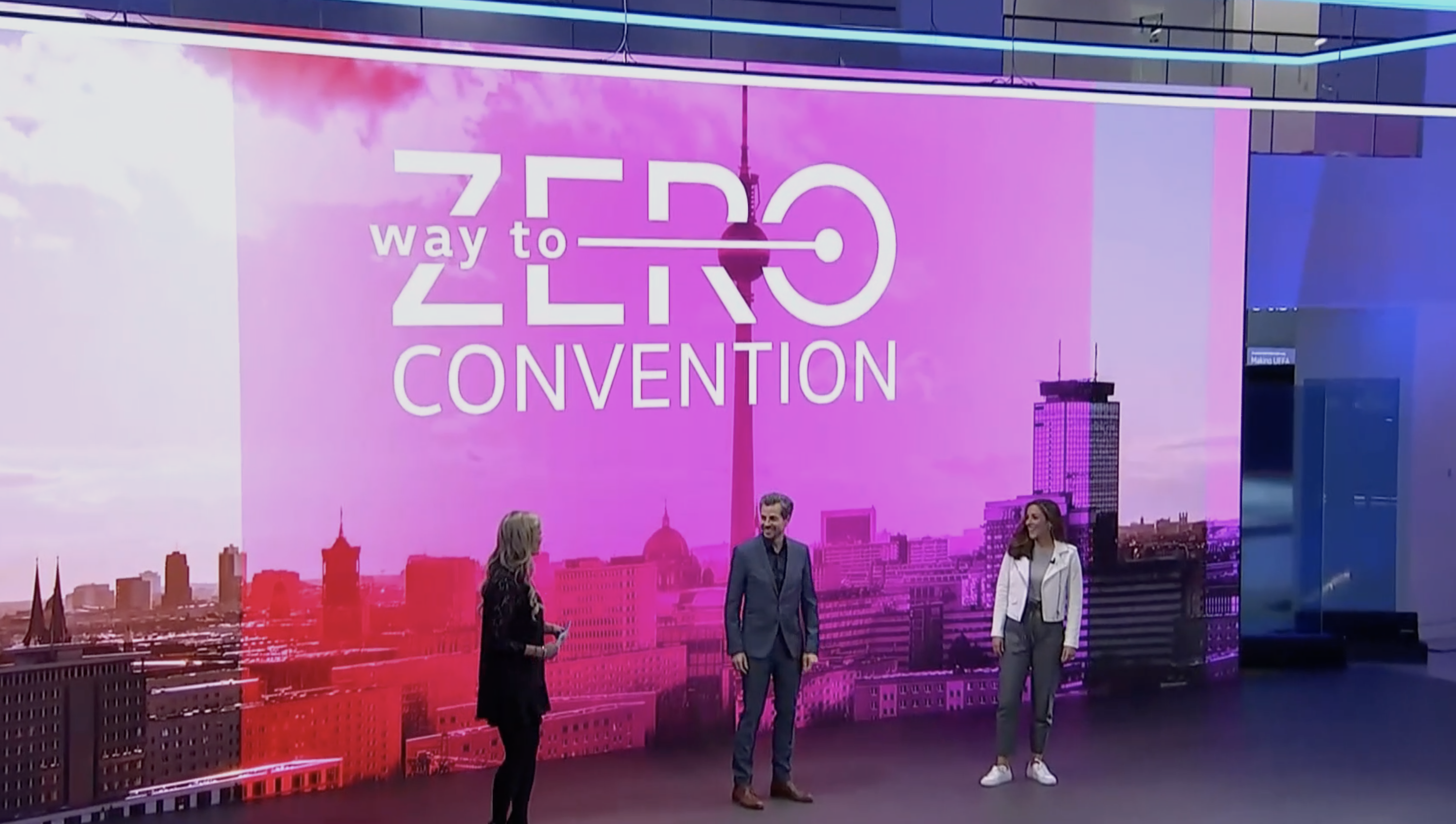 2021 VW Way to Zero Convention_On Stage