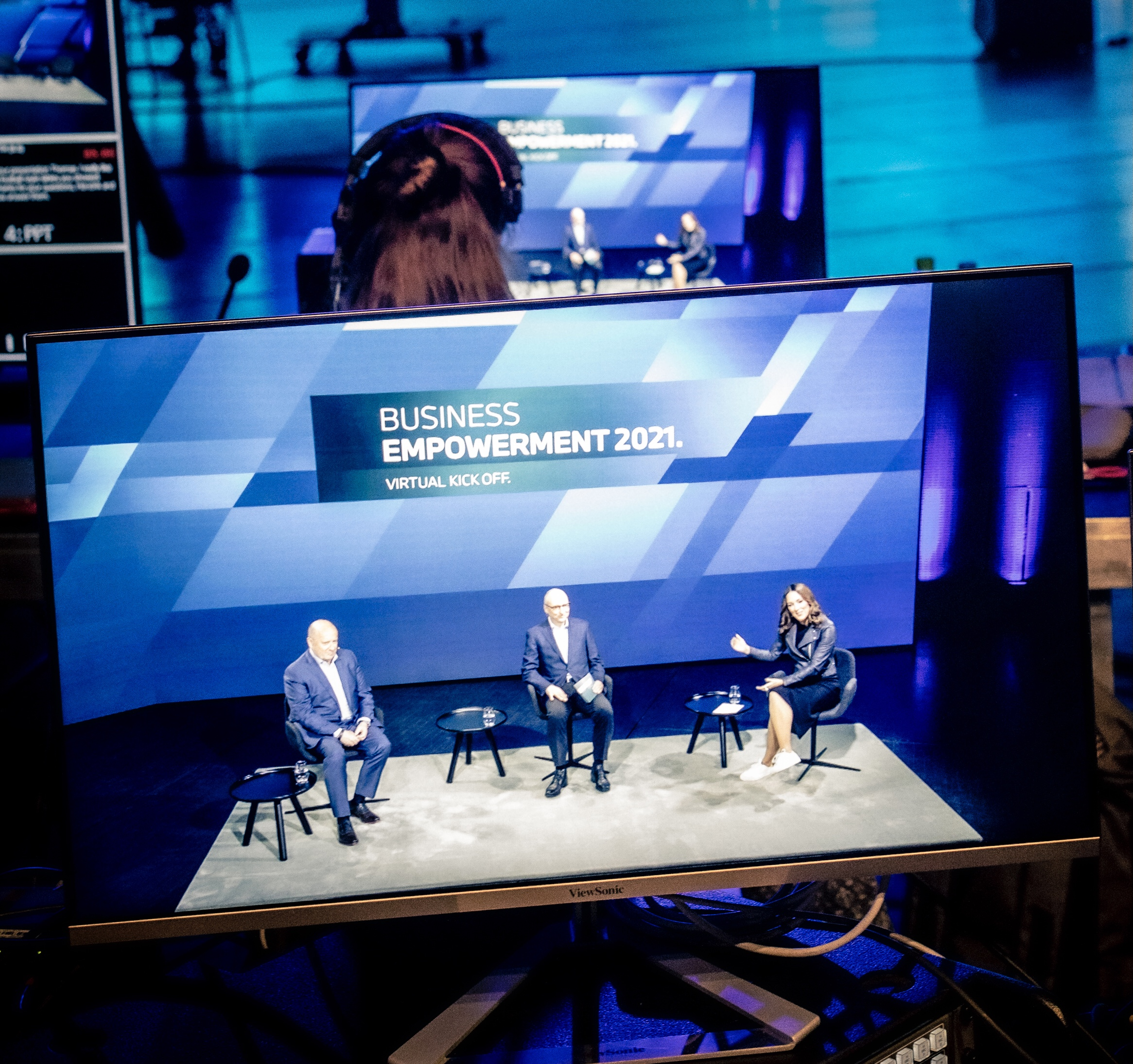 2021 BMW Business Empowerment Guests