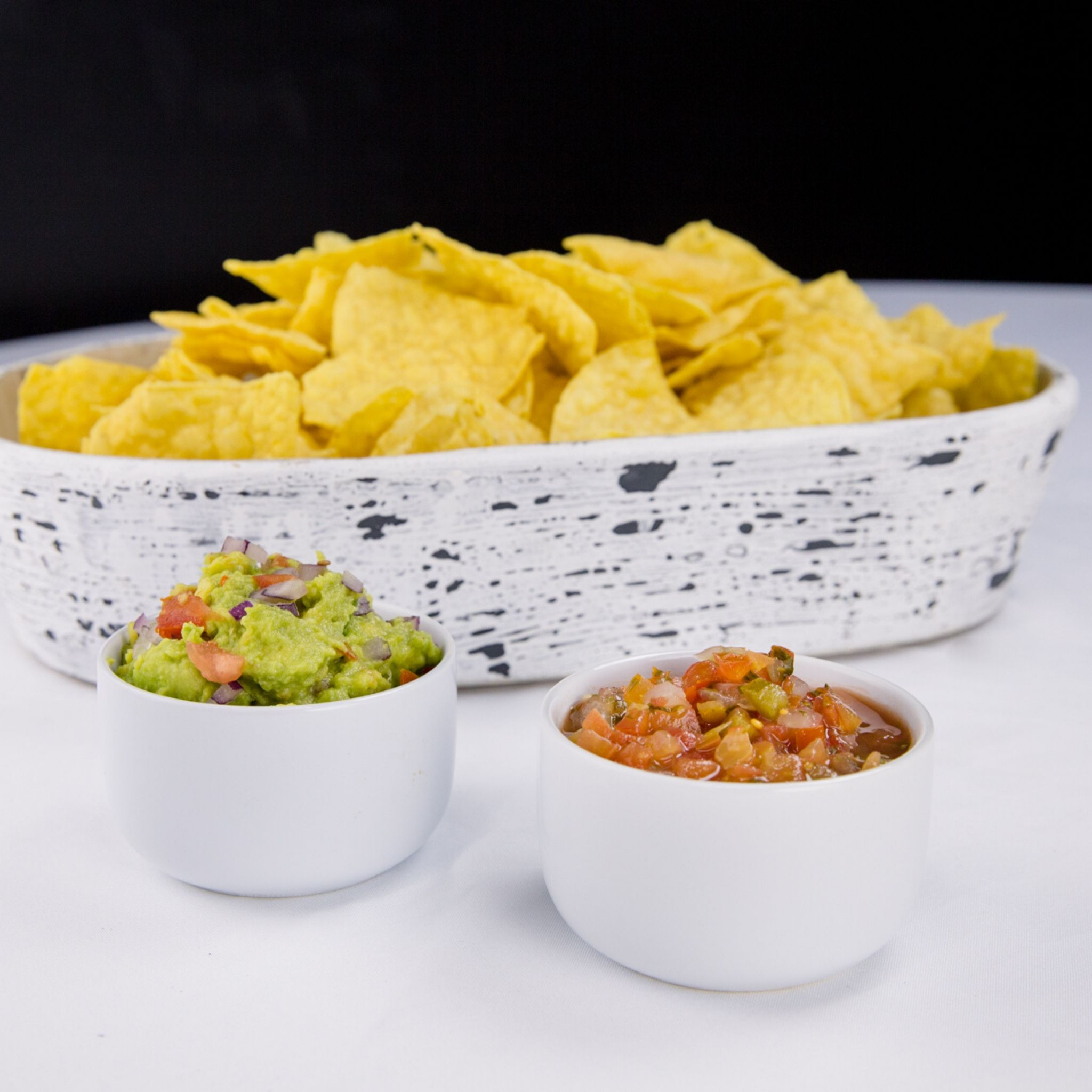 Chips with Salsa and Guac