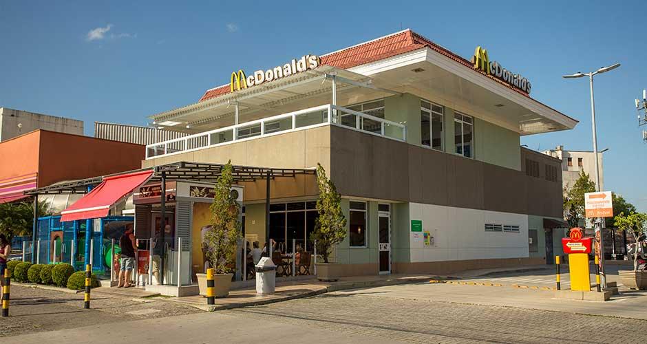 O Alba está localizado próximo ao McDonalds das Mercês, em Curitiba.