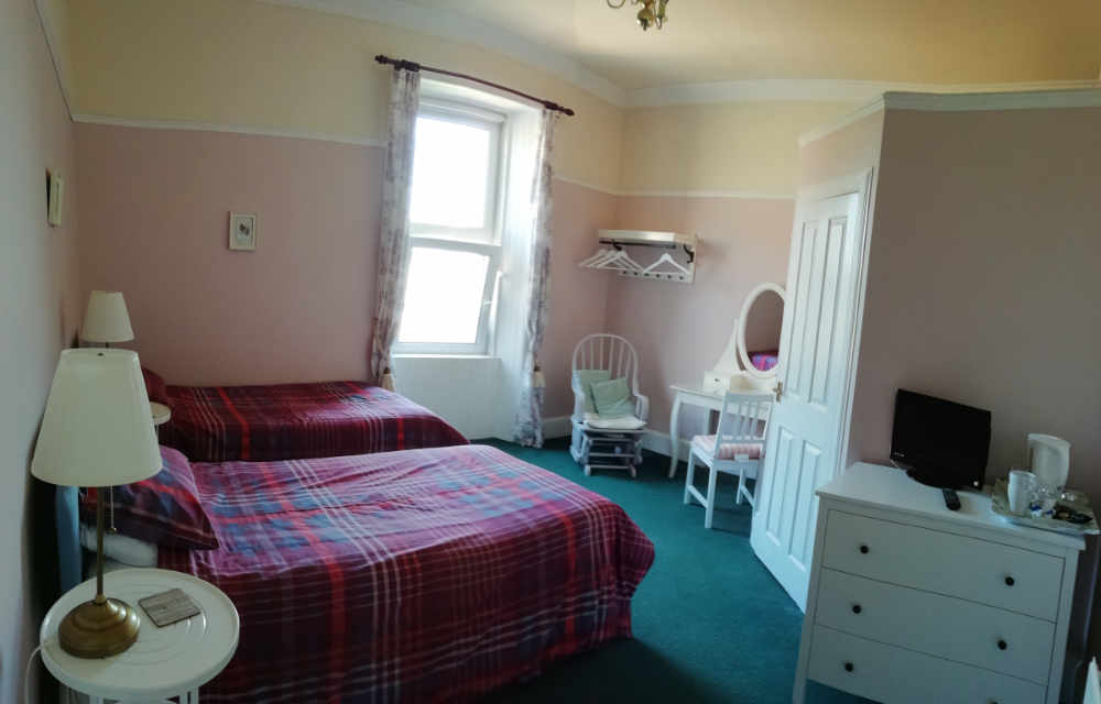 Room at The Old Rectory B&B