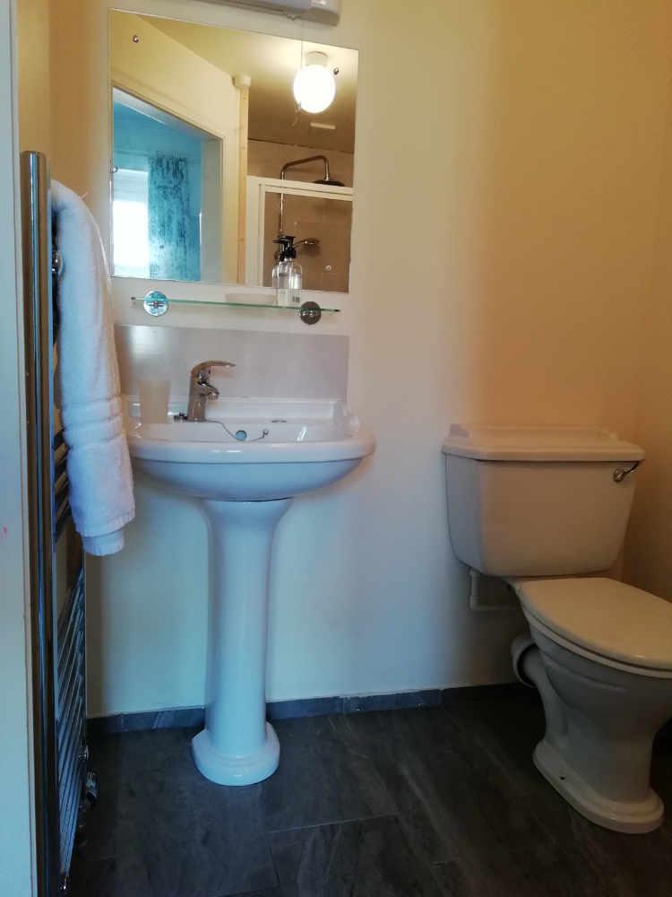 An En-suite bathroom
