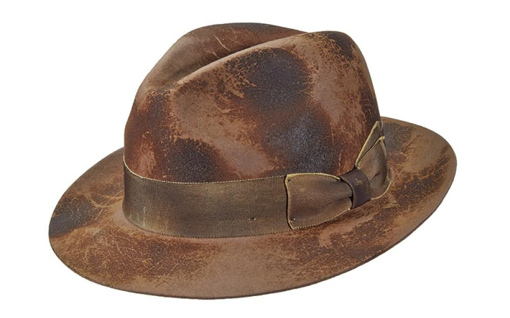 Find the Right Hat for Your Face Shape: Brooklyn Enfield Fedora