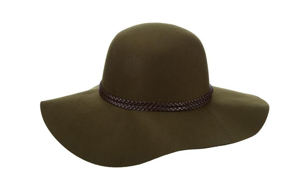 Find the Right Hat for Your Face Shape: Scala Gobi floppy hat