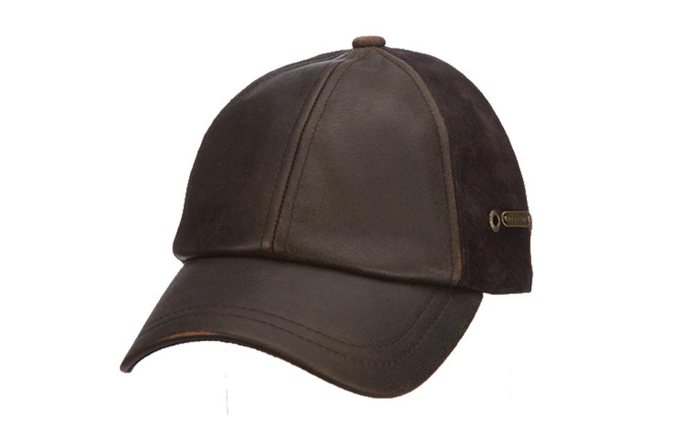 Find the Right Hat for Your Face Shape: Stetson Bray baseball cap