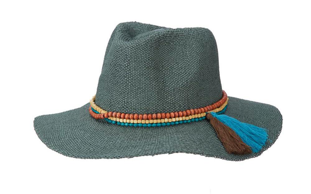 Best Safari Hats for Your Next Adventure: Scala Cheyenne Teal Safari Hat
