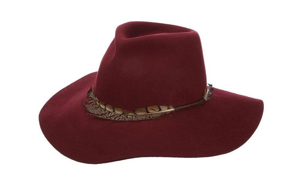 Best Safari Hats for Your Next Adventure: Scala Pluma Felt Safari Hat