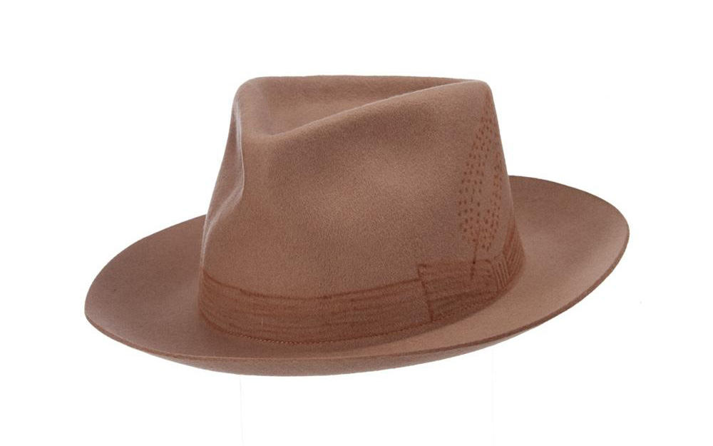 Anatomy of a Hat: A Guide to Hat Terms — Teardrop