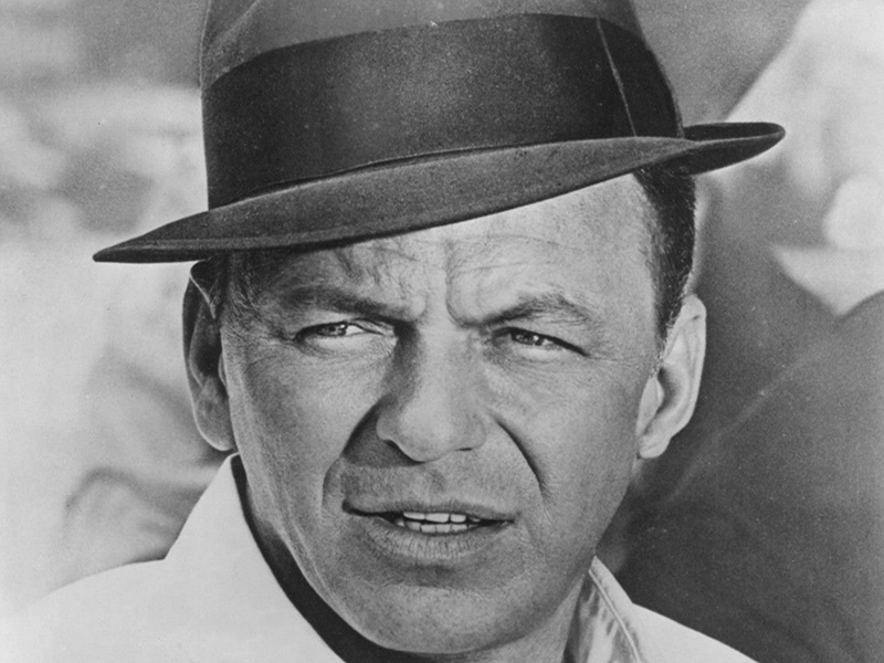 The Difference Between a Fedora vs Trilby  Frank Sinatra 0d5fdc11afb