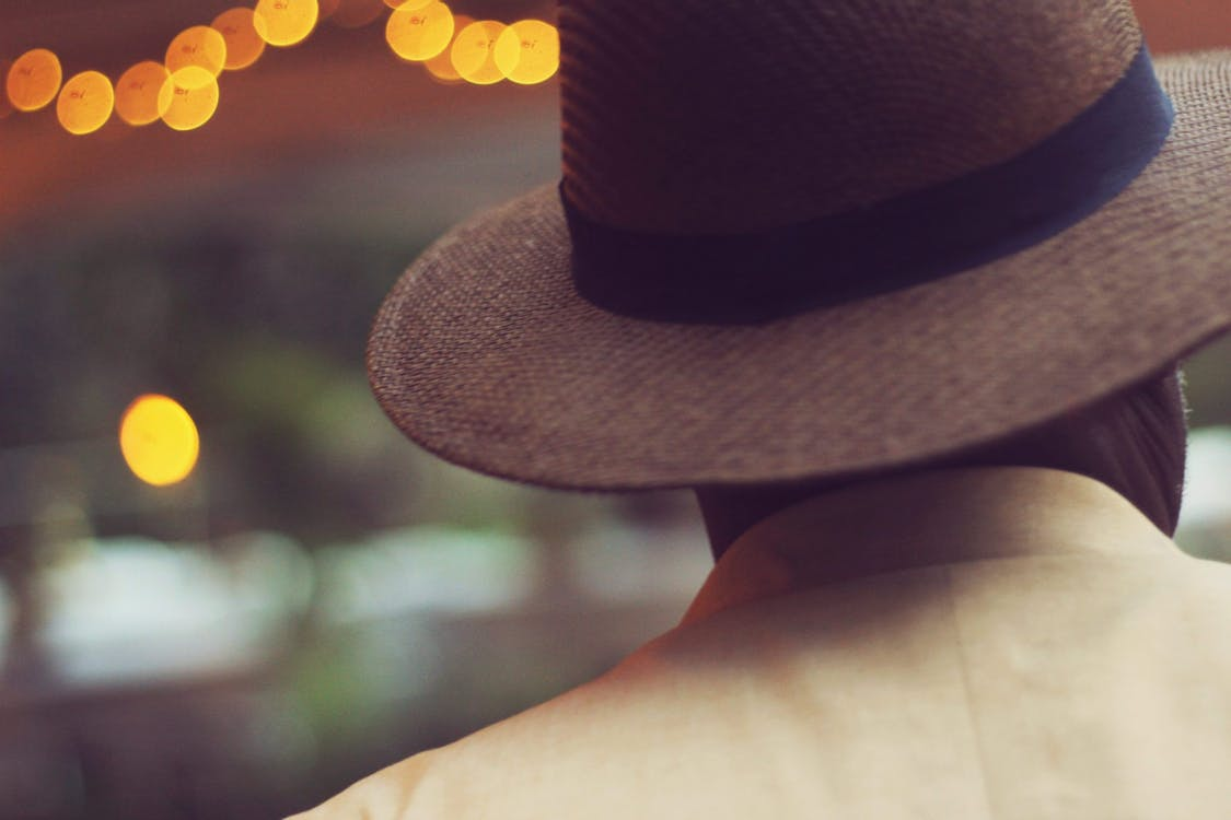 The Difference Between a Fedora vs Trilby: Fedora Hat