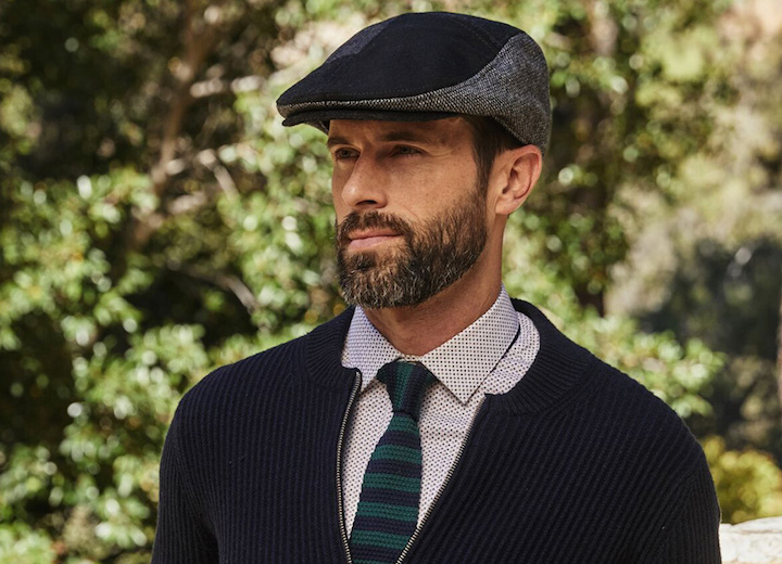 159a6425f593f Newsboy Cap vs Flat Cap  Learn the Difference - History of Flat Cap
