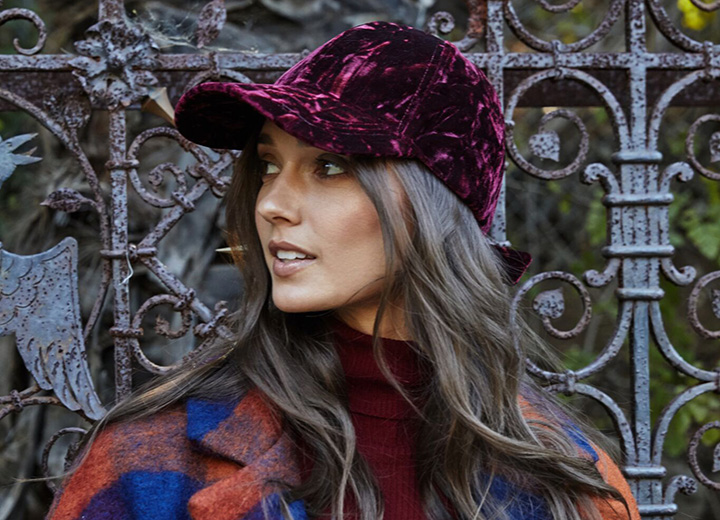 Mane Attraction: How to Wear a Hat With Long Hair - Womens Baseball Cap