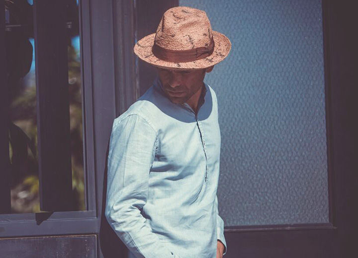 How to Clean a Straw Hat: Methods for Every Level of Grime - High dirt level