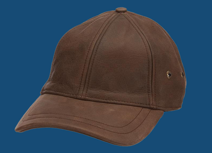 The Best Way to Wash a Baseball Cap - Leather