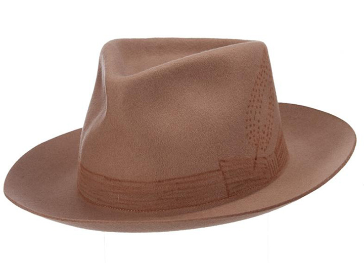 Homburg Hat vs Fedora: Find the Style That's Right for You - St. Pierre