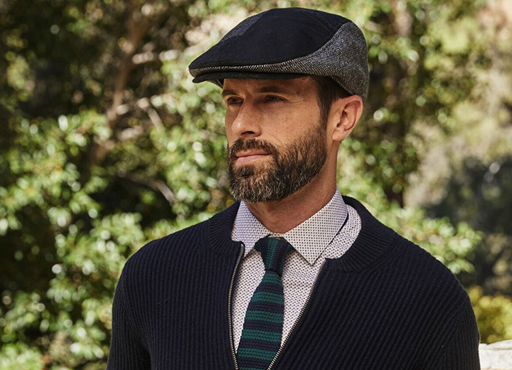 How Should a Hat Fit? We Have the Answers - Flat cap