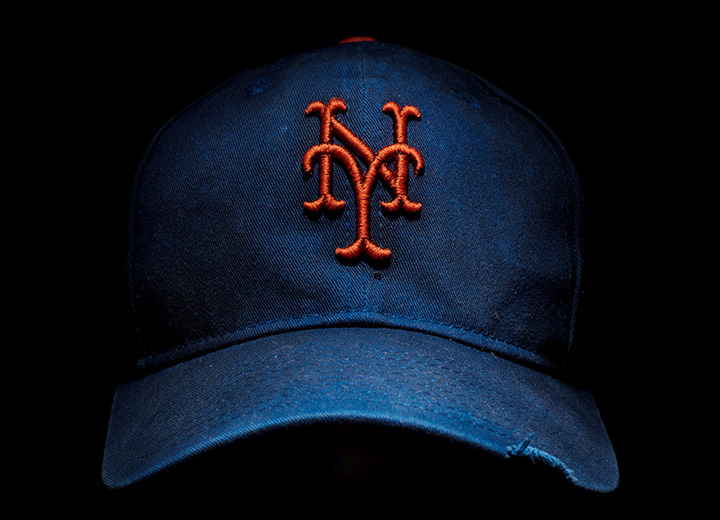 Instant Aging: How to Distress a Hat - Fray a baseball cap