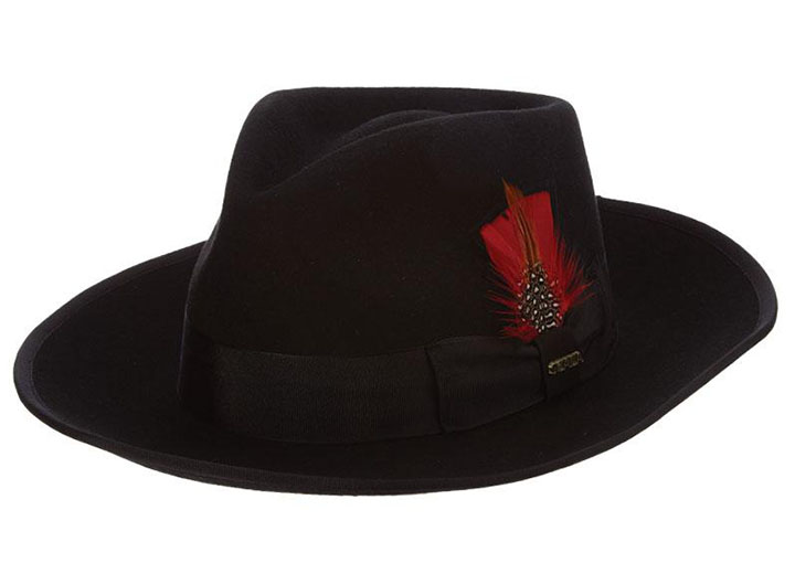 Bigger Is Better: Mens Wide Brim Hats - Fedora