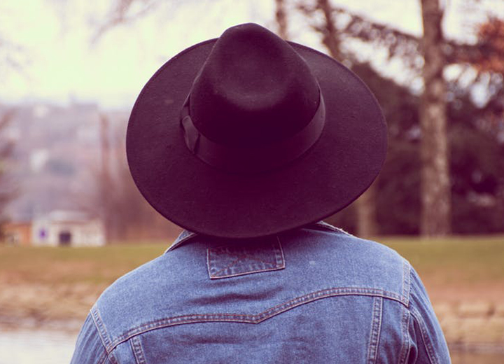 Bigger Is Better: Mens Wide Brim Hats