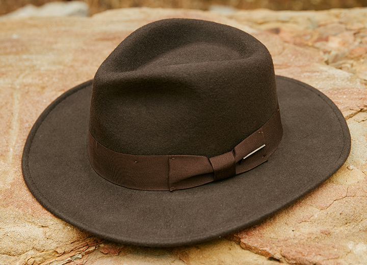 a10ac559451 Form of a Fedora. The Average Guy s Guide to Mens Wide-Brim Fedora Hats