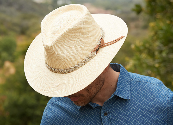 The Average Dude's Guide to Mens Wide-Brim Fedora Hats