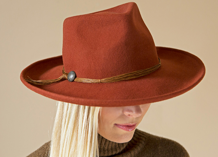 The Best Ladies Wide-Brim Hats for All Seasons