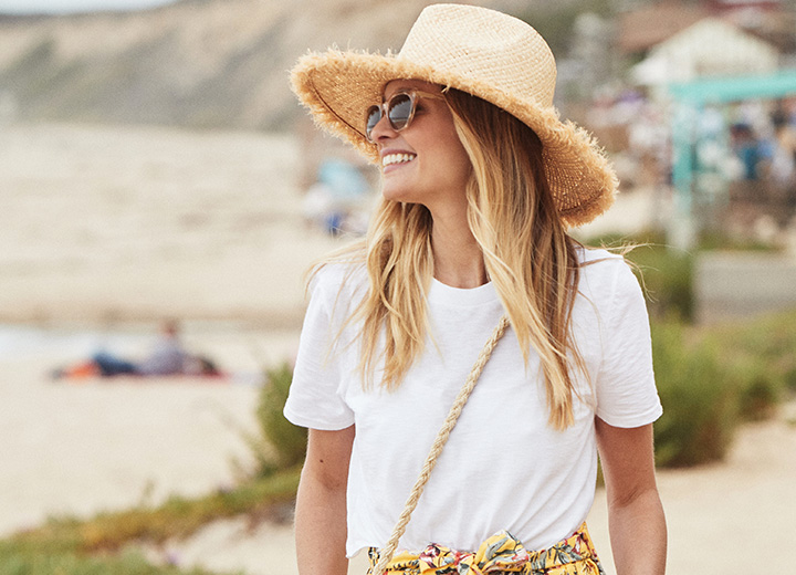 The Best Ladies Wide-Brim Hats for All Seasons - Straw Sun Hat