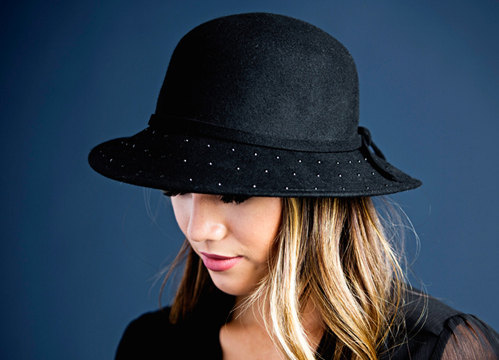 The Best Ladies Wide-Brim Hats for All Seasons - Derby Hat