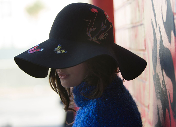 The Best Ladies Wide-Brim Hats for All Seasons - Floppy Hat