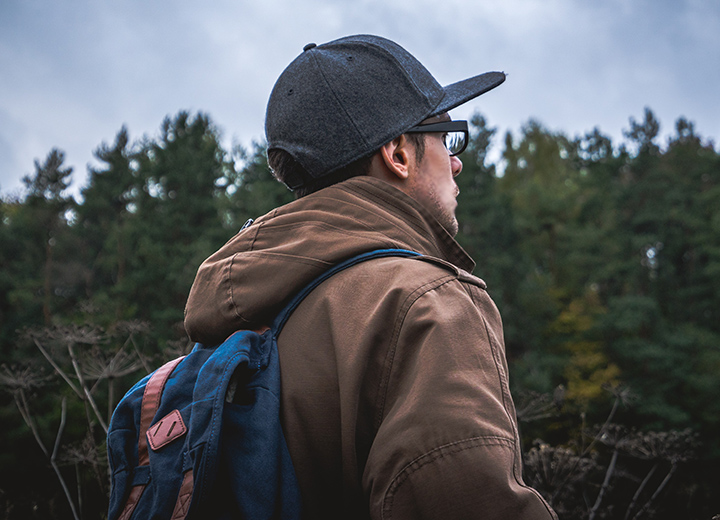 Cold Weather Essentials: How to Wear Wool Hats - Baseball Cap