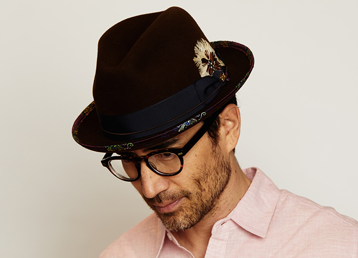 Read Before Wearing a Trilby Hat